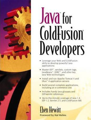 Java for ColdFusion Developers