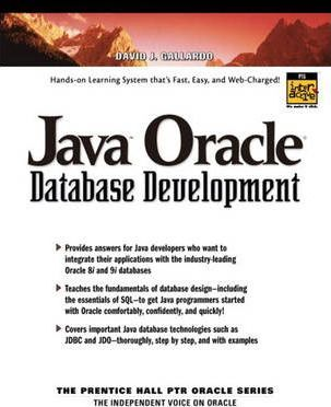 Java Oracle Database Development