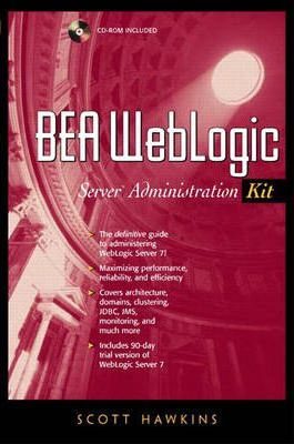 BEA WebLogic Server Administration Kit
