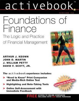 Foundations of Finance, activebook 2.0