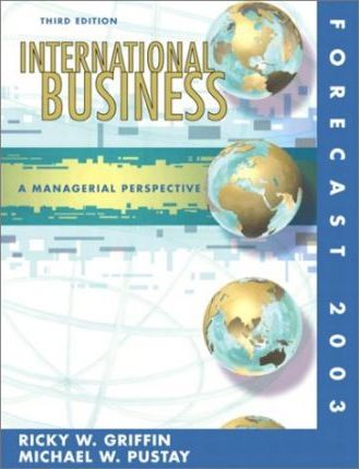 International Business:Managerial Perspective Forecast 2003