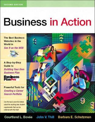 Business in Action: Standard Edition
