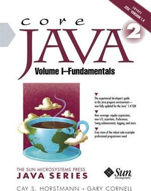 Core Java (TM) 2, Volume I--Fundamentals