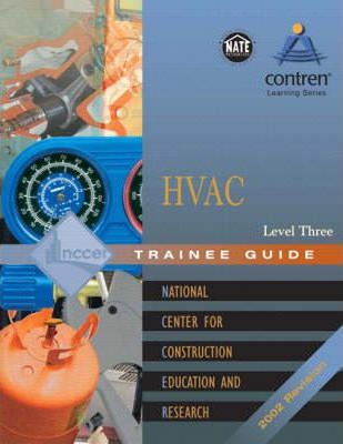 HVAC Level 3 Trainee Guide, Paperback