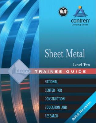 Sheet Metal: Trainee Guide Level 2