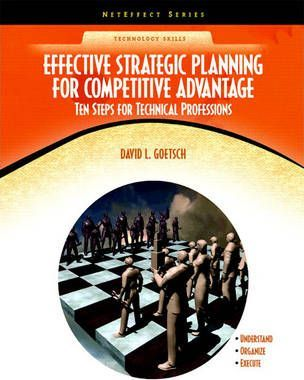 Effective Strategic Planning for Competitive Advantage