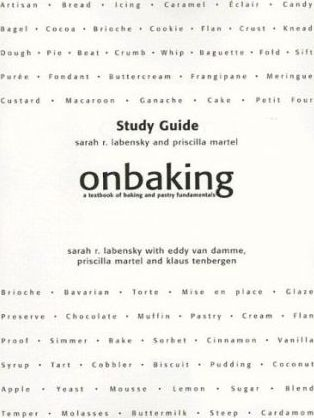 On Baking: Study Guide