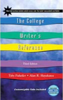 College Writers Reference W/01