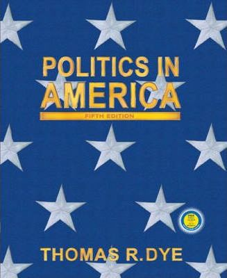 Politics in America: National Version