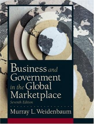 Business and Government in the Global Marketplace