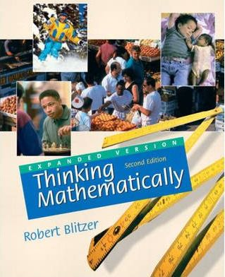 Thinking Mathematically, Expanded Edition
