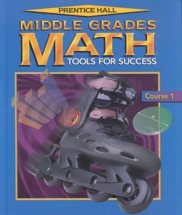 Middle Grades Math 4e Student Edition Course 1 2001c