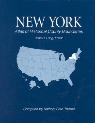 Atlas of Historical County Boundaries
