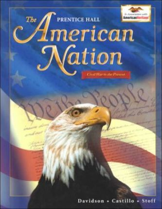 The American Nation Volume 2 1e Student Edition 2001c