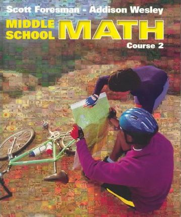 Middle School Math Course 2 Student Edition 2002c