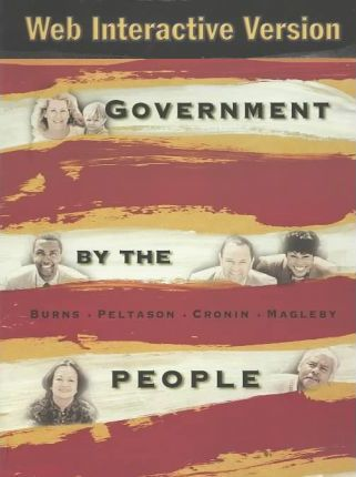 Govt by the People Interactv E