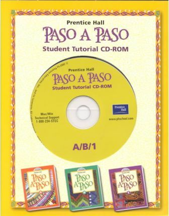 Paso a Paso Student CD Rom