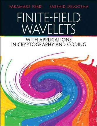 Finite-Field Wavelet Transforms with Applications in Cryptography and Coding