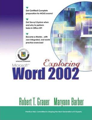 Learn Word 2002