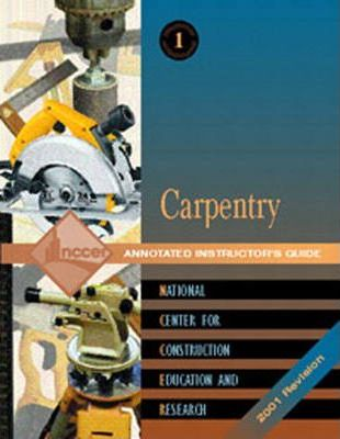 AIG Carpentry Level 1 2001 Revision, Perfect Bound