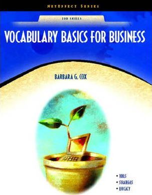 Vocabulary Basics for Business (NetEffect Series)