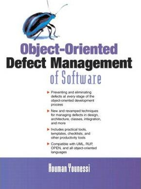 Object-Oriented Defect Management of Software