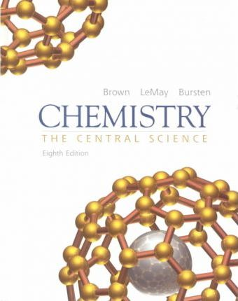 Chemistry: Central Science Revised 8 Edition 2001c