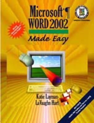 Ms Word 2002 Made Easy
