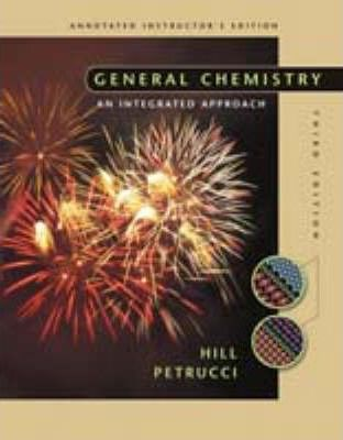 General Chemistry: Annotated Instructors Edition