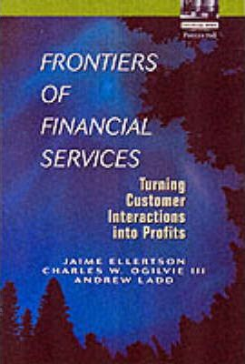 Frontiers of Financial Services