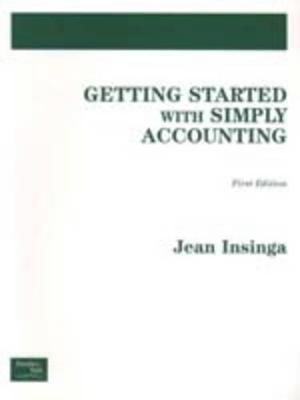 Getting Started Simply Account