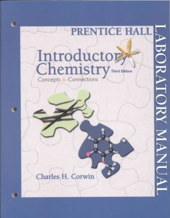 Prentice Hall Laboratory Manual for Introductory Chemistry