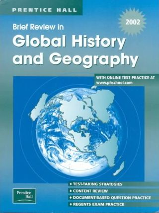 Brief Review in Global History and Geography