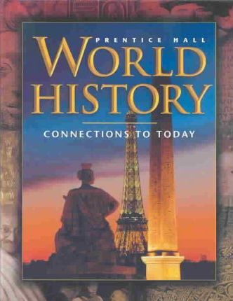 World History: Connections to Today 4th Edition I-Text CD-ROM Single User 2003c
