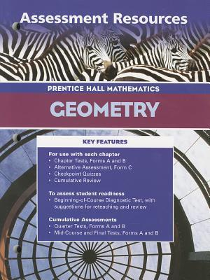 Geometry 3rd Edition Assessment Resources 2004c
