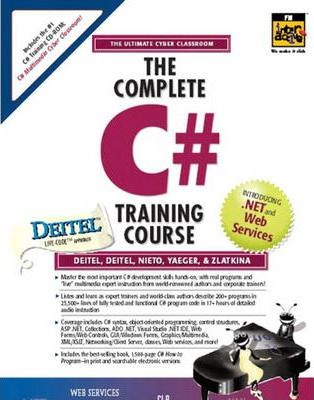 The Complete C# Training Course, Student Edition