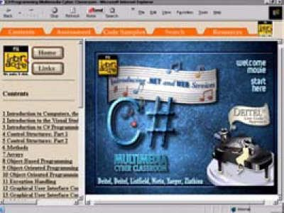 Complete C# Training Course: Multimedia Cyberclassroom