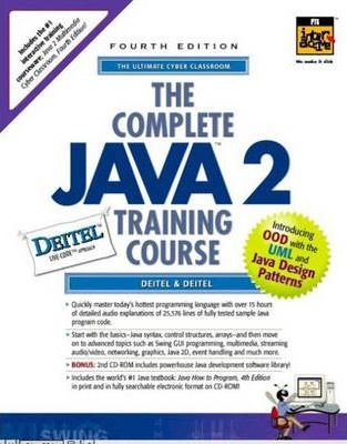 Complete Java 2 Training Course: Student Edition
