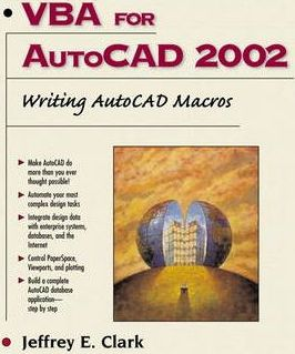 VBA for AutoCAD 2002