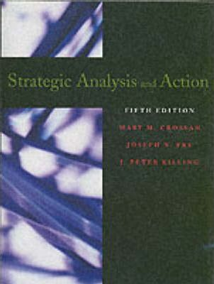Strategic Analysis & Action Cdn
