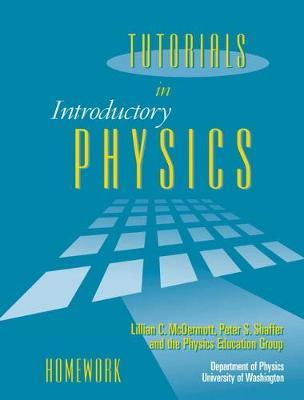 Tutorials Introductory Physics