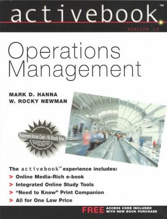 Integrated Operations Management: Activebook