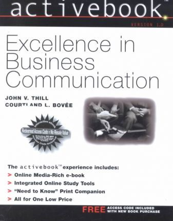 ActiveBook, Excellence in Business Communication