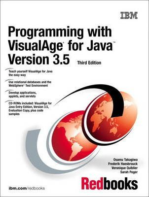 Programming with Visualage for Java Version 3.5