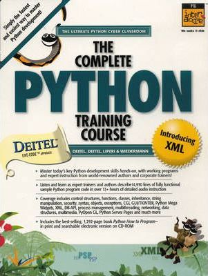 The Complete Python Training Course