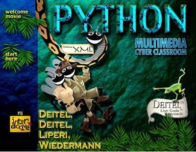 Complete Python Training Course Multimedia Cyberclassroom