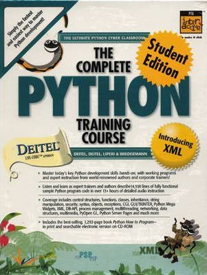 The Complete Python Training Course, Student Edition
