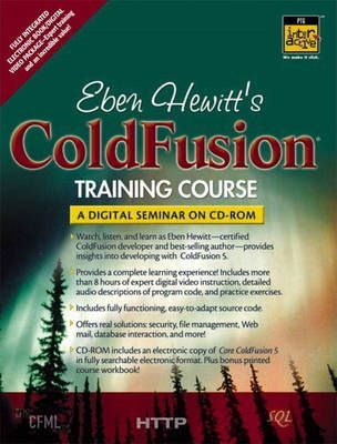 Eben Hewitts ColdFusion Training Course