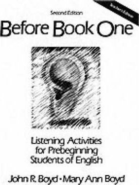 Before Book One: Instructor's Manual