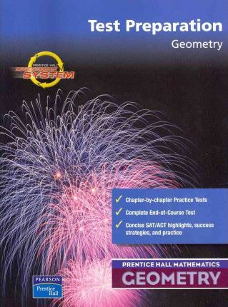 Geometry Third Edition Test Preparation Workbook 2004c